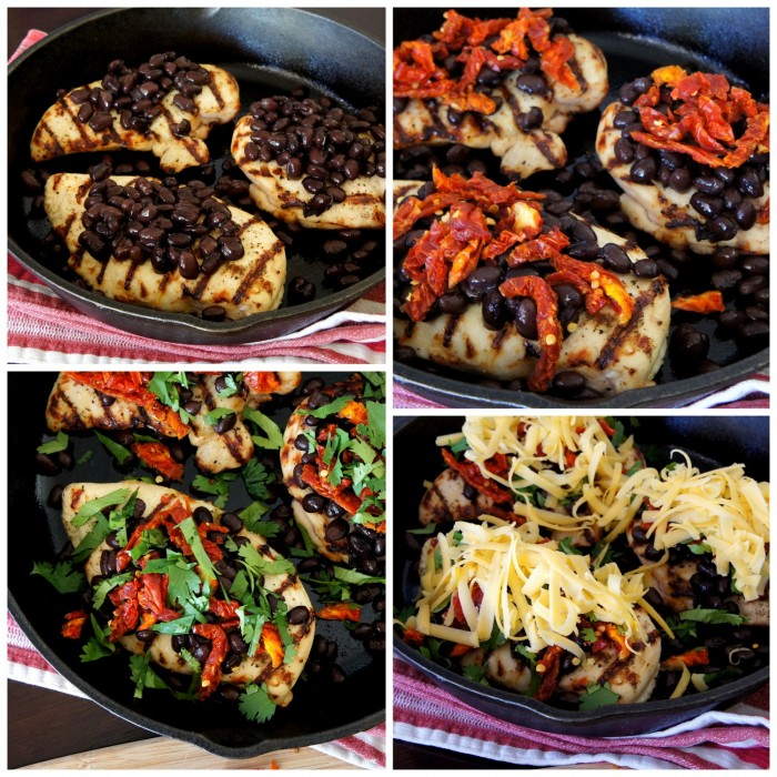 My kids LOVED this Zesty Grilled Santa Fe Chicken! It's such an easy dinner recipe!