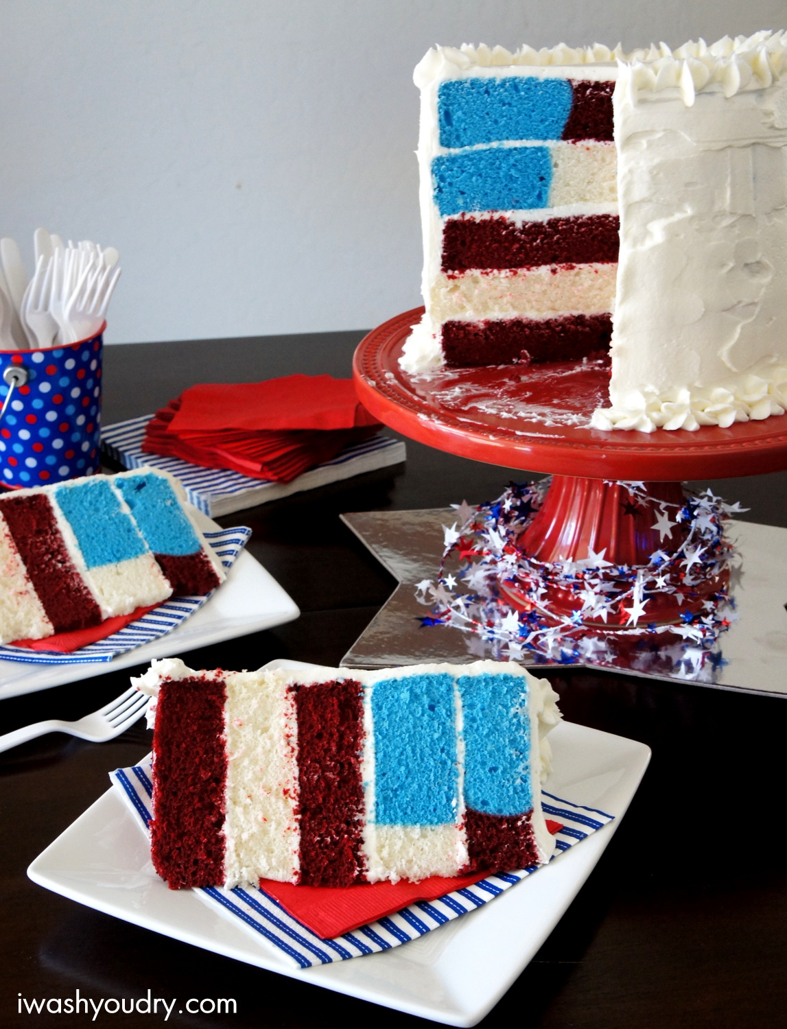 All American Cake & A Wilton Giveaway