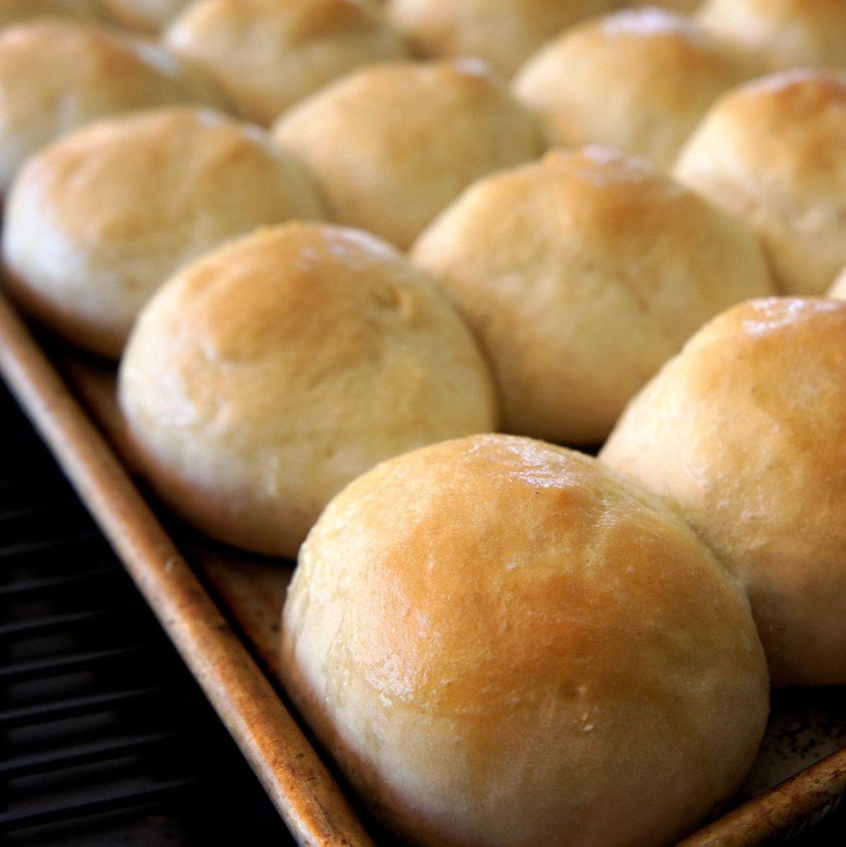 How To Make Homemade Rolls
