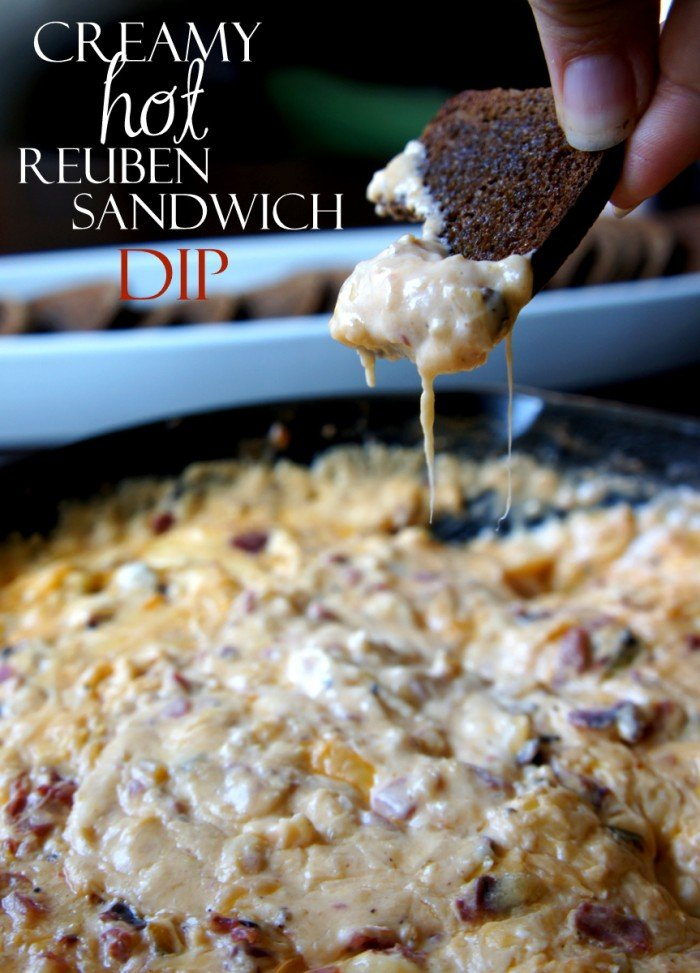Reuben Sandwich Dip