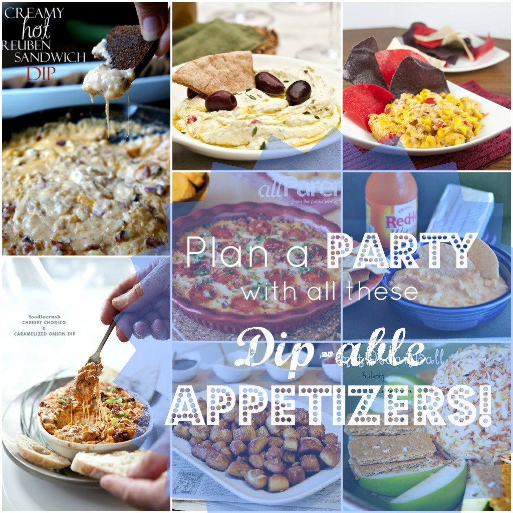 Saturday Morning Roundup – Party Dips!