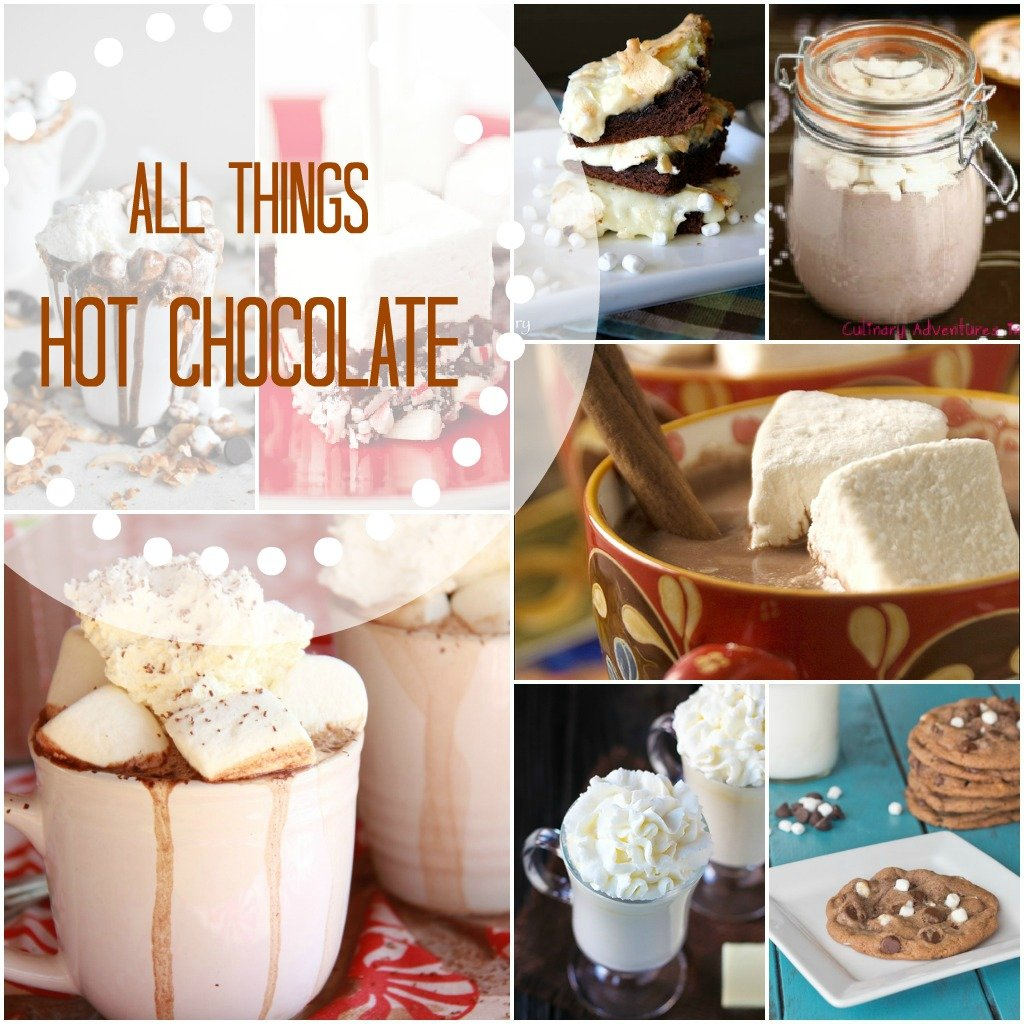 Saturday Morning Roundup – Hot Chocolate