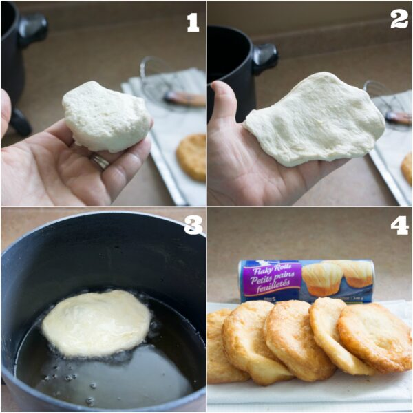 Easy Indian Fry Bread