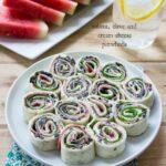 Salami Pinwheels