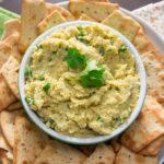 Jalapeño Hummus Dip
