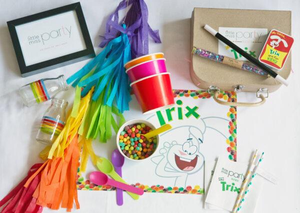 Trix Box components