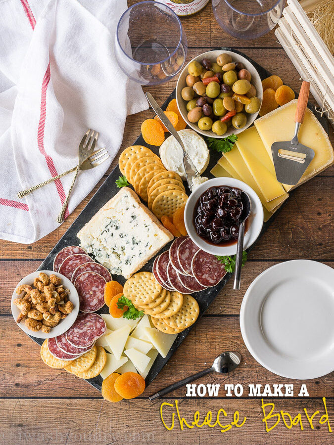 How To Make A Cheese Board