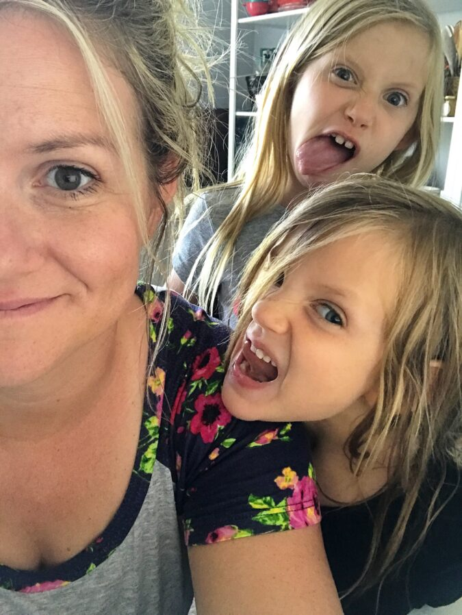 Work from Home Mom struggle.
